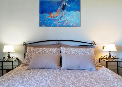 "Villa Anastasia, Deluxe Double room ""dei limoni"""