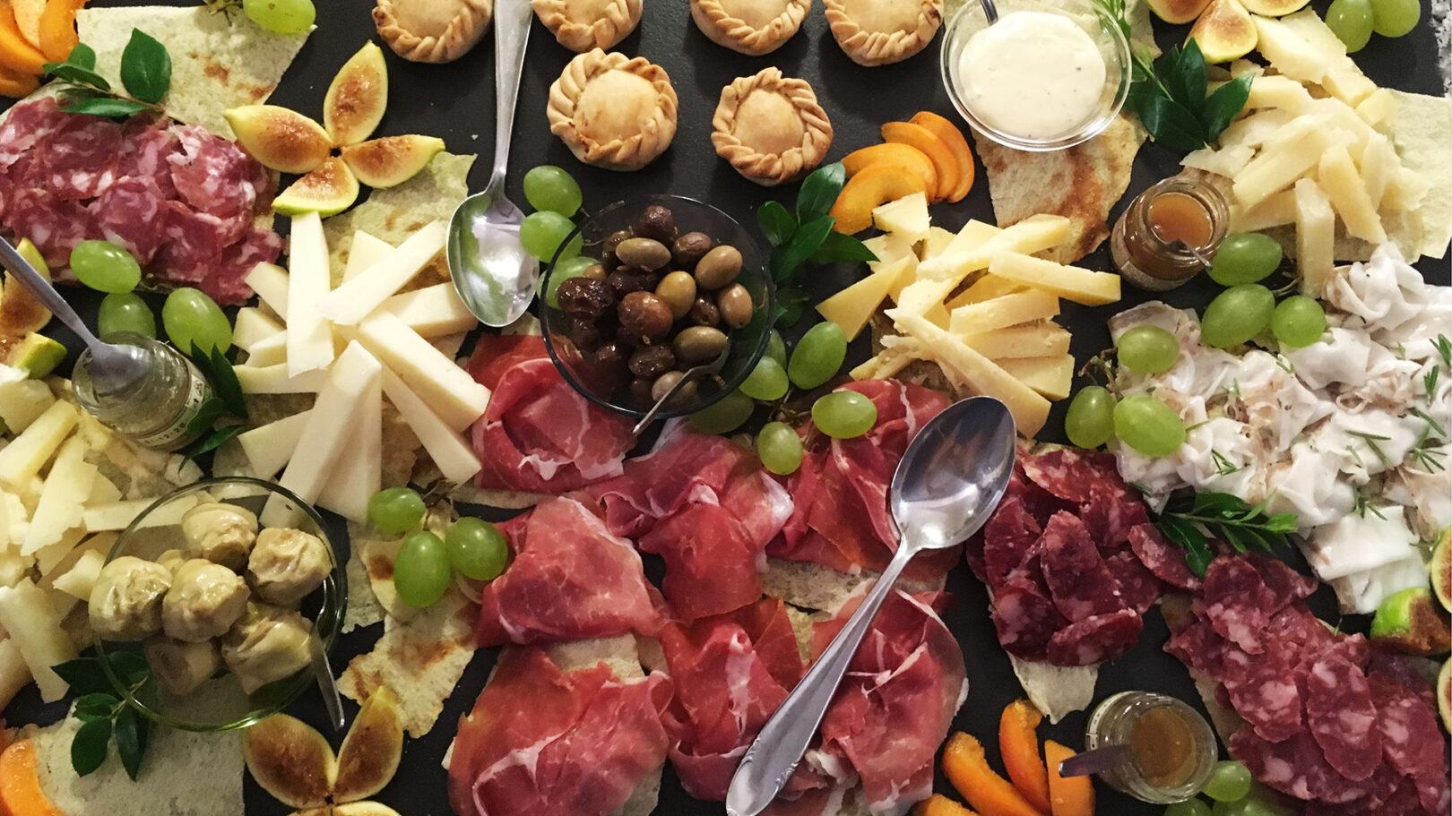 villa anastasia buffet